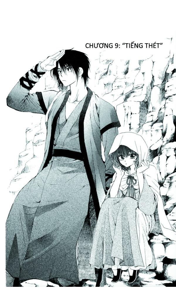 Akatsuki no yona chap 9 tieng viet, muon sac cuoc doi