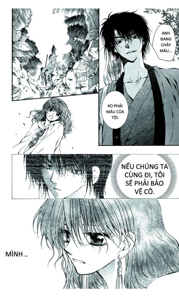 Akatsuki no yona, yona cua binh minh, akatsuki no yona chuong 9 tieng viet, akatsuki no yona chap 9