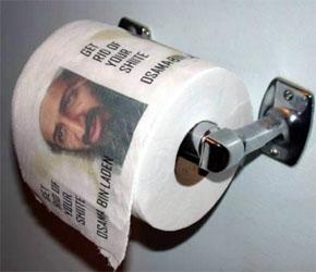 Giấy vệ sinh Obama