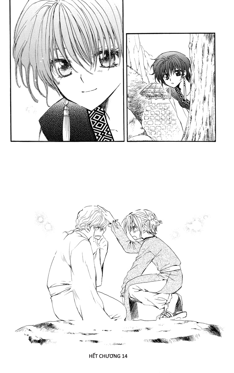 akatsuki no yona chuong 14